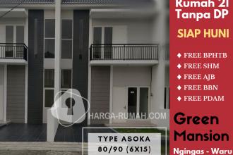 Green Mansion Ngingas Promo Asoka