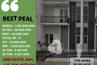 Green Mansion Ngingas Type Asoka