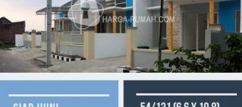 Harga Rumah Defarda 3 Type 54-131